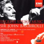 English Music for Strings / Barbirolli