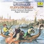 Handel: Water Music, Royal Fireworks / Wenzinger