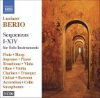 Luciano Berio: Sequenzas I-XIV for Solo Instruments