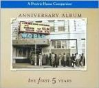 Prairie Home Companion Anniversary Album: The First 5 Years