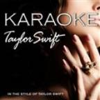 Karaoke: Taylor Swift (In The Style Of Taylor Swift)