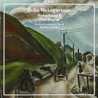 Felix Weingartner: Symphony No. 4; Der Sturm