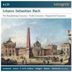 Johann Sebastian Bach: The Brandenburg Concertos; Violin Concertos; Harpsichord Concertos