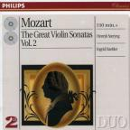 Mozart: The Great Violin Sonatas, Vol. 2