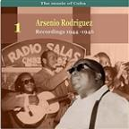 Music of Cuba, Arsenio Rodríguez, Vol. 1 / Recordings 1944 - 1946