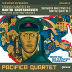 Soviet Experience, Vol. 4: String Quartets by Dmitri Shostakovich and His Contemporaries
