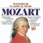 Masters Of Classical Music Vol 1 - Mozart