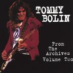 Bolin,Tommy Vol. 2 - From The Archives