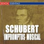 Schubert: Impromptus - Moments Musical