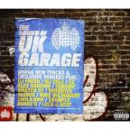 Ministry Of Sound: Sound Of Uk Garage