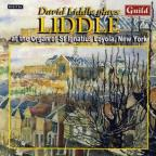 David Liddle Plays Liddle