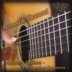 Spanish Guitar-Percussive Grooves