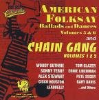 American Folksay: Ballads and Dances, Vols. 5 & 6/Chain Gang, Vols. 1 & 2