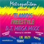 Ti Amo Freestyle DJ Mega Mix