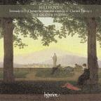 Beethoven: Serenade, Op. 25; Quintet for piano & winds, Op. 16; Clarinet Trio, Op. 11
