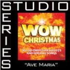 Ave Maria [Studio Series Performance Track]