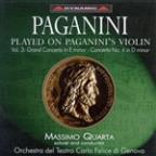 Paganini: Played on Paganini's Violin, Vol. 3