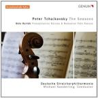 Tchaikovsky: The Seasons; Bartok: Transylvanian Dances; Romanian Folk Dances