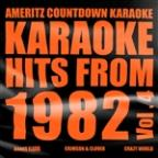 Karaoke Hits From 1982, Vol. 4