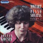 Piano Sonatas Volume 2