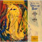 Bach, Bax, Morawetz: Music for Viola and Harp / Golani