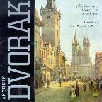 Dvorak: Complete Works for Solo Piano Vol.1