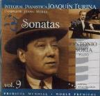 Turina: Complete Piano Music Vol 9 / Antonio Soria