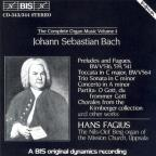 Bach: The Complete Organ Music, Vol. 4