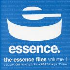 Essence Files V.1: Mixed By DJ Pierre