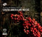 South American Music - Works By Gomez, Garcia, Villa-Lobos & Ginastera (Hybrid S