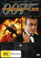 From Russia With Love : James Bond Ultimate Collection