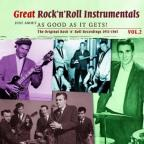 Great British Rock N Roll Instrumentals 2 / Variou