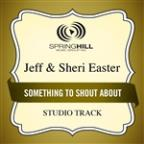 Something To Shout About (Studio Track)