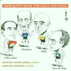 Infrequent Music For Cello And