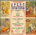 Opera Masters - Classic Historical Recordings Vol 1