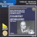 Tchaikovsky: Violin Concerto In D Major/Mendelssohn: Concerto For Violin An
