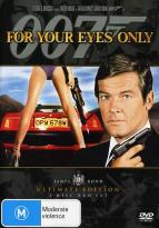For Your Eyes Only : James Bond Ultimate Collection