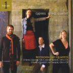Beethoven Late Quartets, Vol. 1
