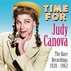 Time for Judy Canova: The Rare Recordings 1928-1962