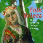 Folk Voices: Finnish Folk Song Through Ages