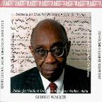 George Walker: Orchestral Works