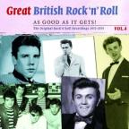 Vol. 4 - Great British Rock N Roll