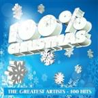 100% Christmas - The Greatest Artists 100 Hits