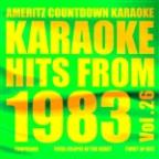 Karaoke Hits From 1983, Vol. 26
