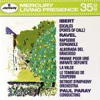 Paul Paray Conducts Ibert & Ravel