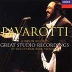 Pavarotti Studio Recordings Of Centra