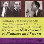 Songs of Love and Whimsy by Noël Coward & Flanders and Swann
