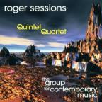 Sessions: Quintet, Quartet / Group For Contemporary Music