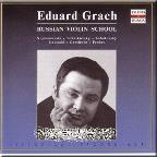Eduard Grach - Russian Violin School Vol 3 - Frolov, et al
