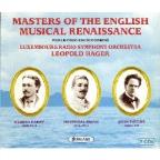 Masters Of The English Musical Renaissance / Leopold Hager